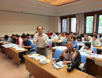 中華民国山岳協会「富士山訪問ツアー」の受入 (2014年8月)